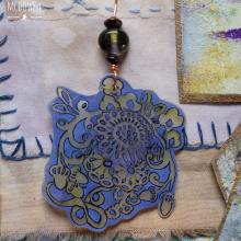 Jill-mcdowell-stencilgirl-chinoiserie-bouquet-mask-shirk-art-dangle