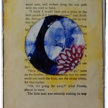 Jill-mcdowell-stencilgirl-stencil-altered-book-page