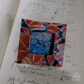Jill-mcdowell-stencilgirl-squared-off-0rigami-frame seascape